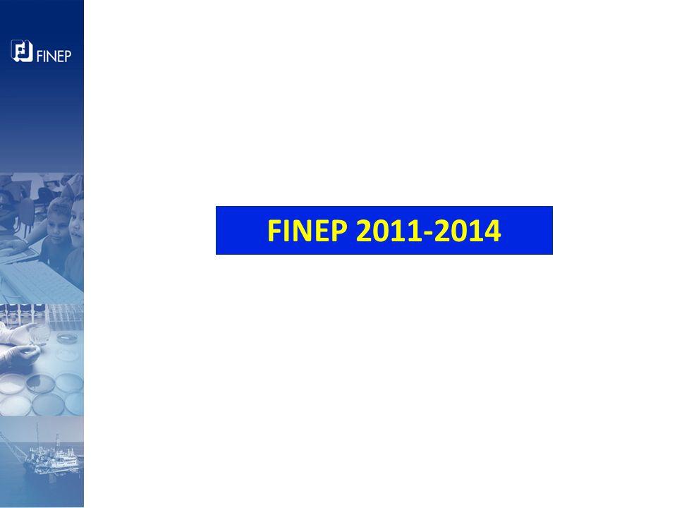 FINEP 2011-2014