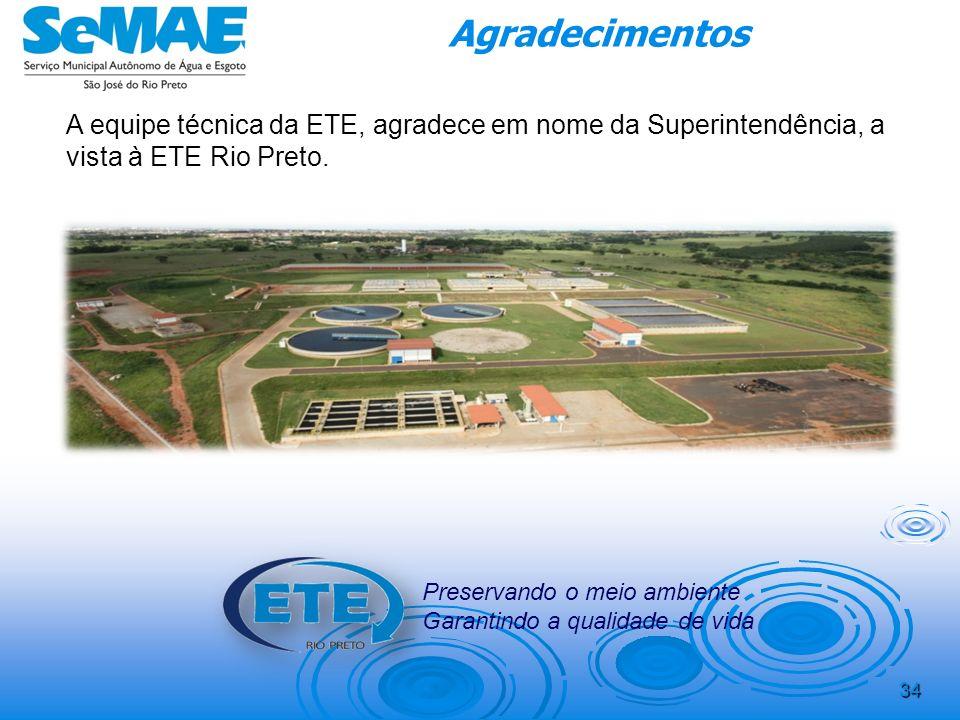 33 URE da ETE Rio Preto Maquete Eletrônica