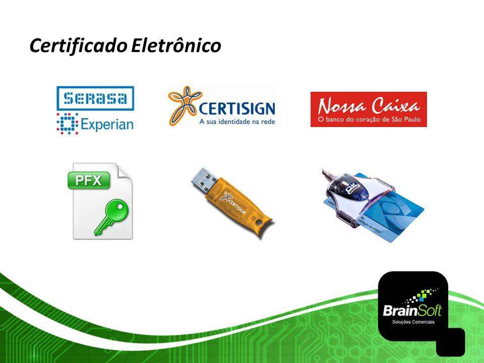Certificado Eletrônico