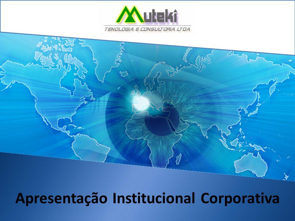 Apresentação Institucional Corporativa