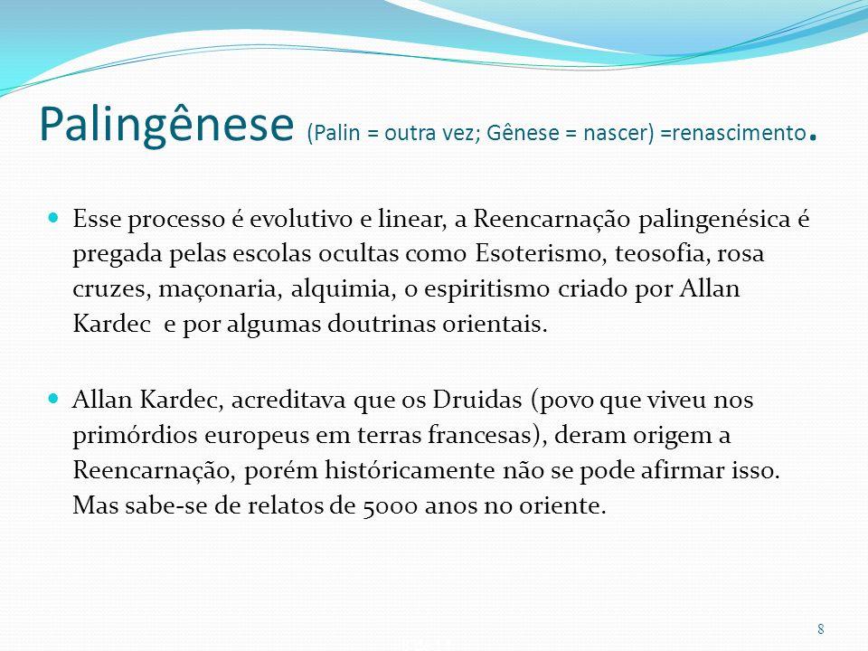 29 de 14 Terapia de Vida Passada/TVP A TVP se insere na abordagem da Psicologia Transpessoal.
