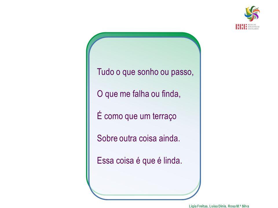 Lígia Freitas, Luísa Dinis, Rosa M.ª Silva Ilustrador Tarefa Cria uma ilustração a partir do que o texto lhe faz lembrar ou sentir, sobre o que mais o impressiona.