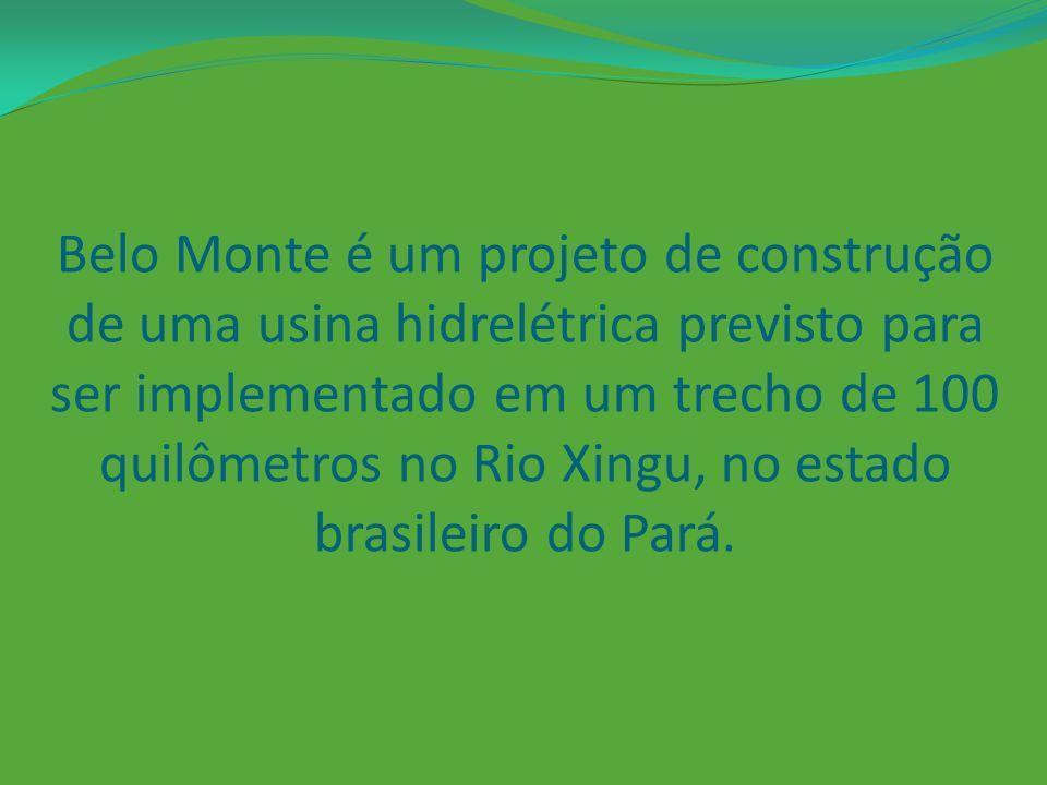 Sua potência instalada será de 11.233 MW, o que fará dela a maior usina hidrelétrica inteiramente brasileira, visto que a Usina Hidrelétrica de Itaipu está localizada na fronteira entre Brasil e Paraguai.