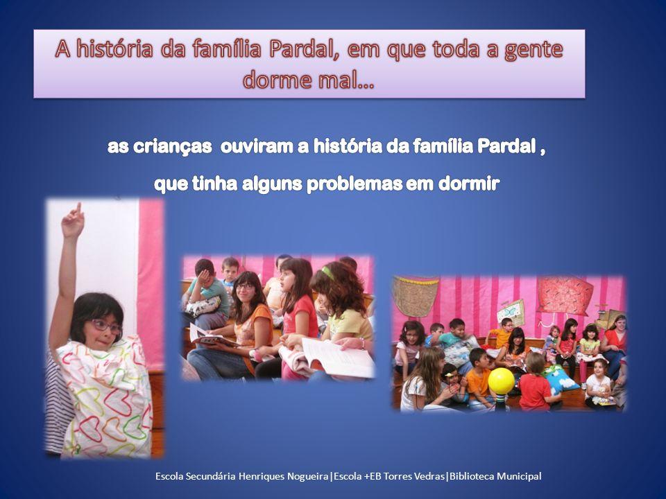 Escola Secundária Henriques Nogueira|Escola +EB Torres Vedras|Biblioteca Municipal