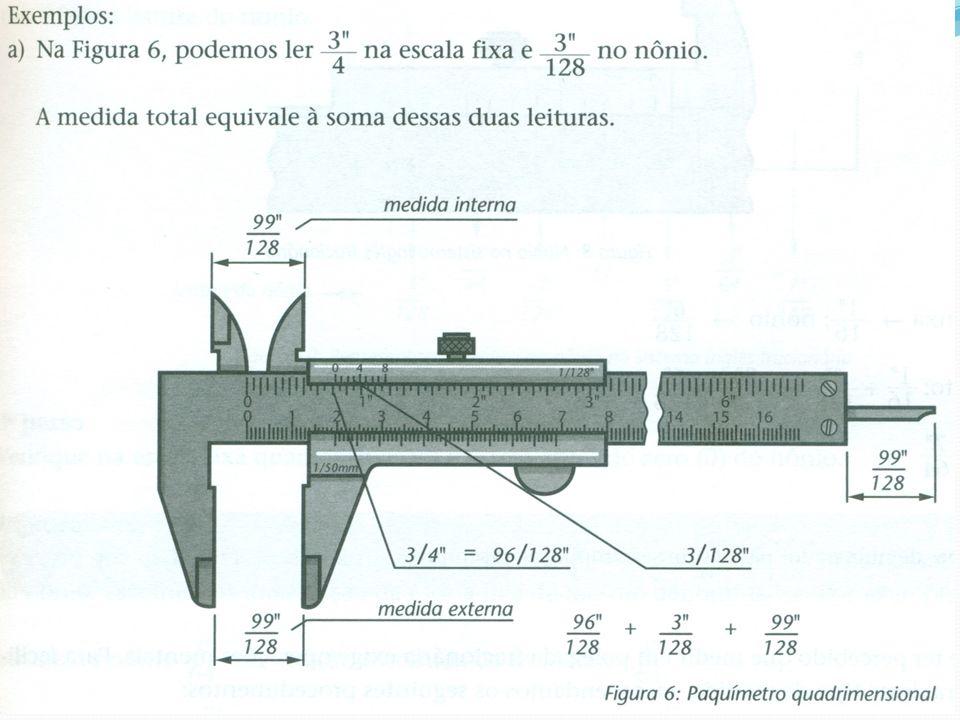 2º passo - Dividir o numerador por 8. Utilizando o exemplo anterior: