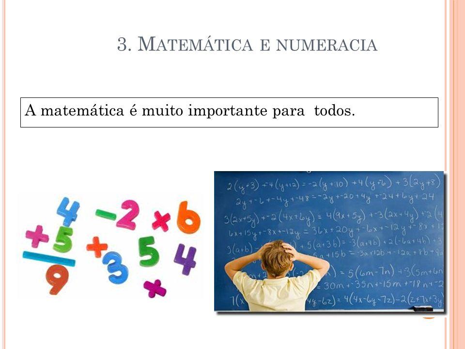 Centra-se sobre uma abordagem pedagógica que permite a interdisciplinaridade entre a Língua Portuguesa e a Matemática. Através da construção de histór