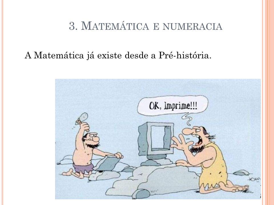 A Matemática é uma ciência.