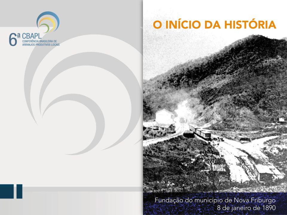PROCESSO DE ORGANIZAÇÃO DO APL Quase um século depois...