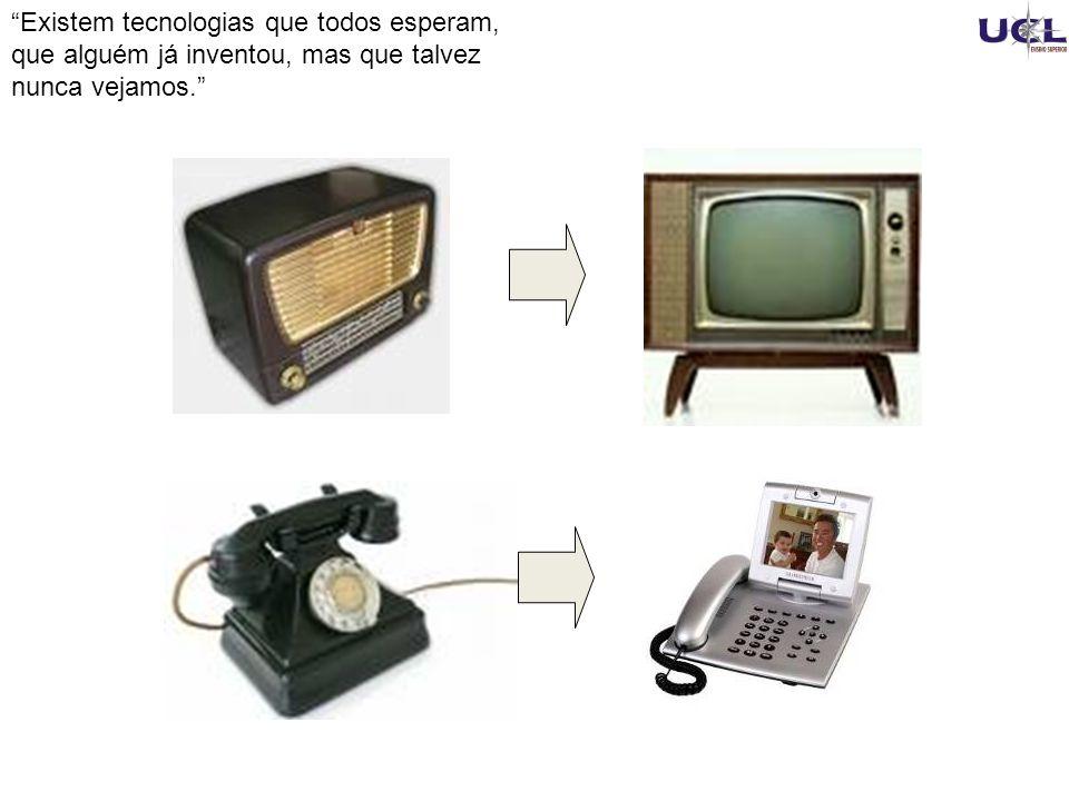 ? Existem tecnologias que todos esperam, que alguém já inventou, mas que talvez nunca vejamos.