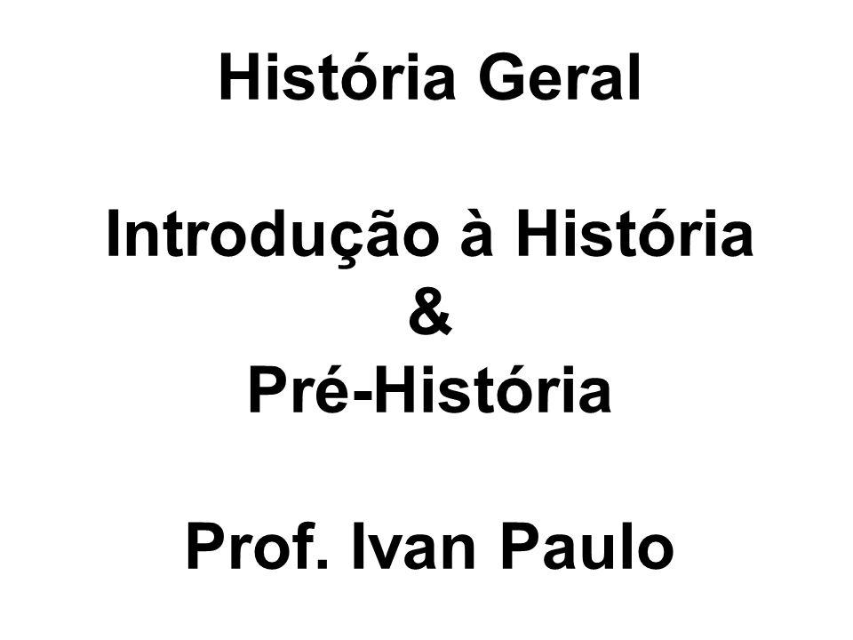 Conceitos básicos da História Conceito de História Do grego, a expressão história significa – investigação.
