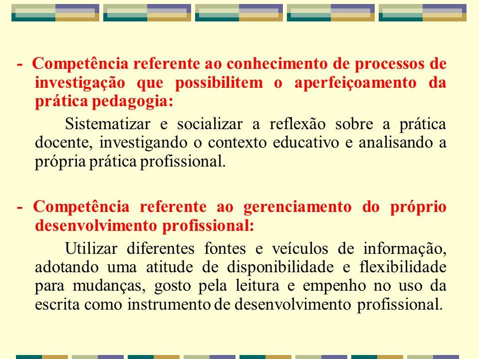 DEZ DOMÍNIOS DE COMPETÊNCIAS PRIORITÁRIAS NA FORMAÇÃO DE PROFESSORES, SEGUNDO PHILIPPE PERRENOUD.