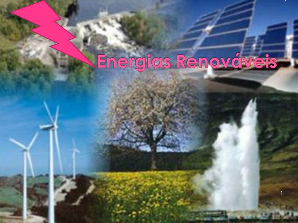 A energia solar e a energia que provem do sol.