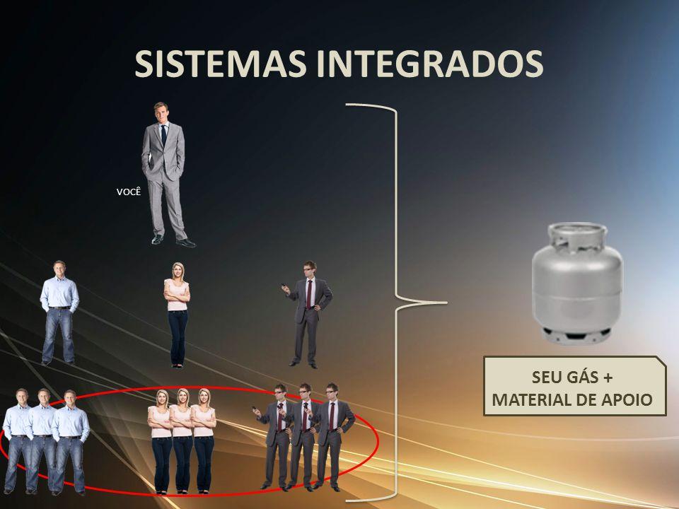 SISTEMAS INTEGRADOS VOCÊ SEU GÁS + MATERIAL DE APOIO