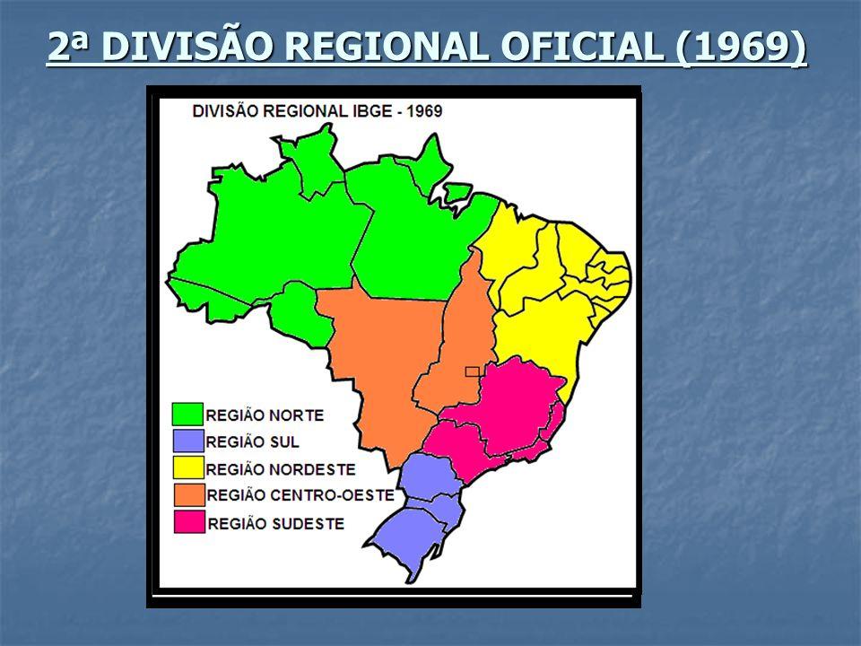 2ª DIVISÃO REGIONAL OFICIAL (1969)