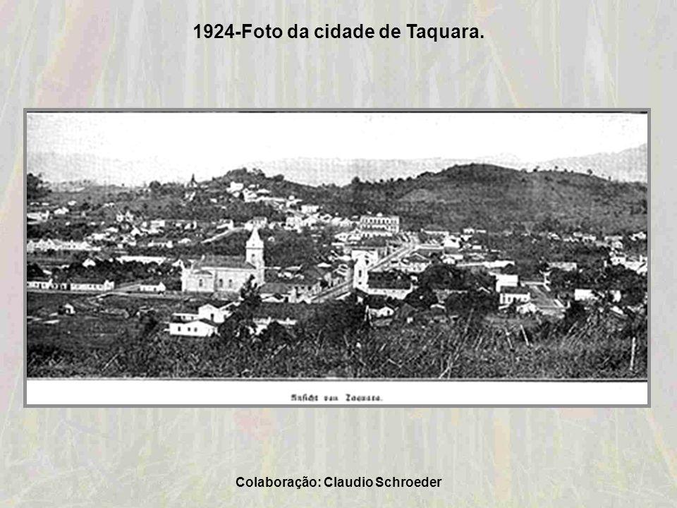 1920-Igreja Evangélica de Confissão Luterana Colaboração: Antônio Paulo Ribeiro