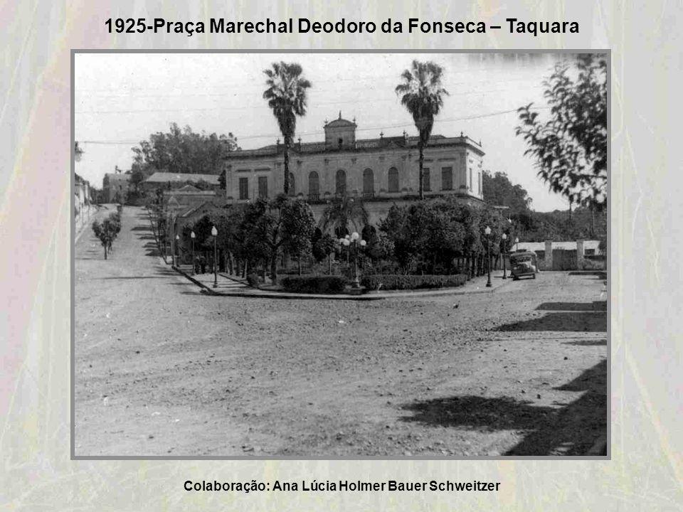 1924–Cinquentenário da comunidade Evangélica de Taquara Colaboração: Ana Lúcia Holmer Bauer Schweitzer