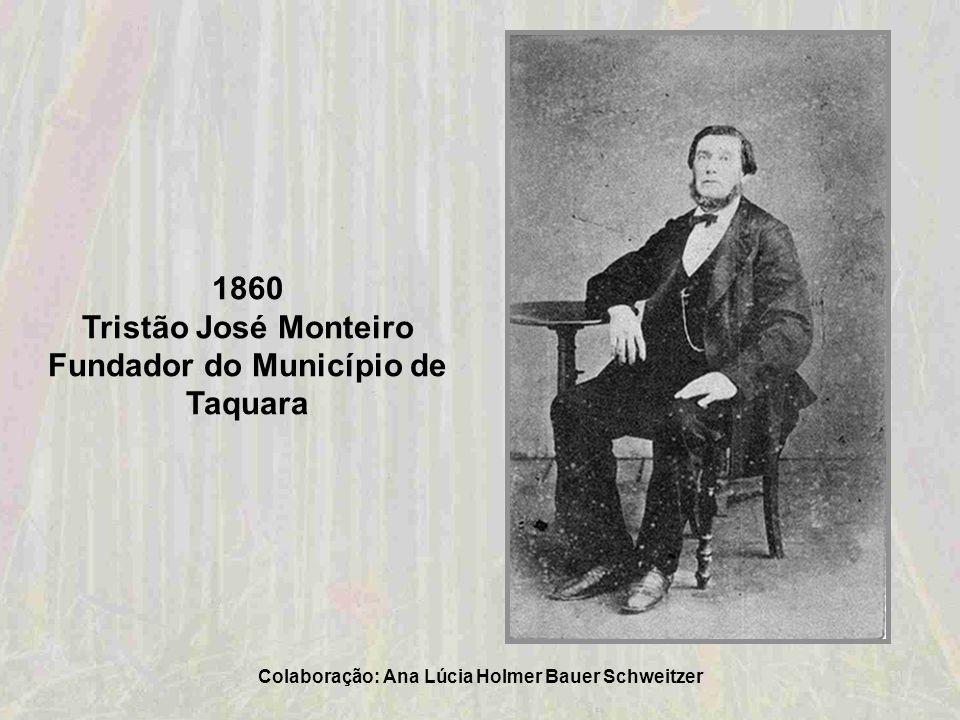 Brasão de Taquara Idealizador: César Antônio Bauer