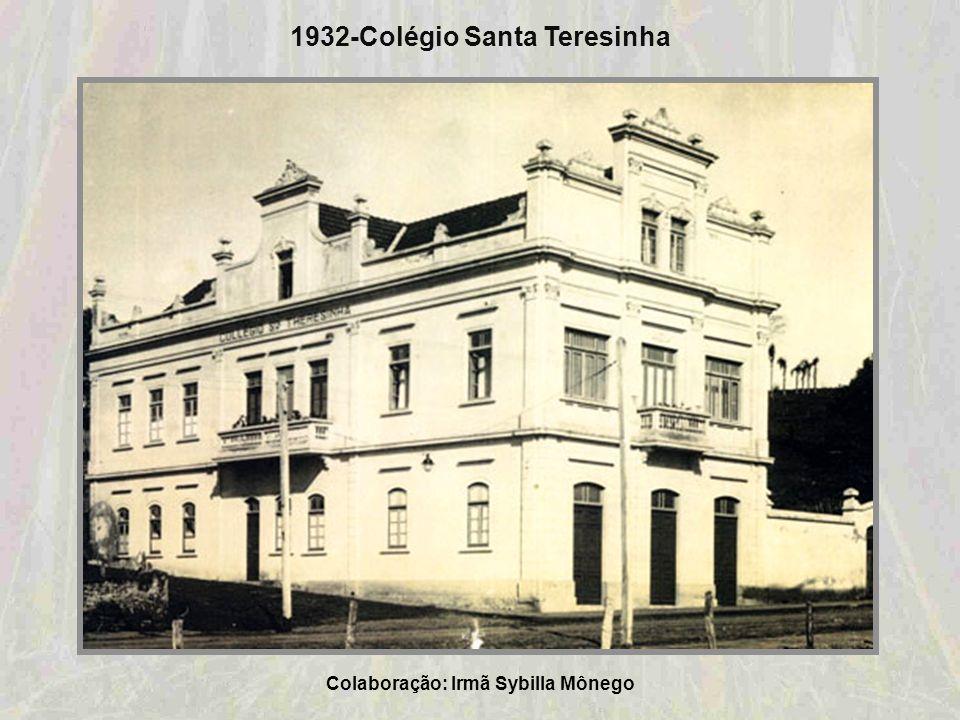 Década de 1930: Cartão-Postal da Cascata do Caracol na época em que Canela era o 6º Distrito de Taquara Foto: Hermann Pechmann Colaboração: : Ana Lúci