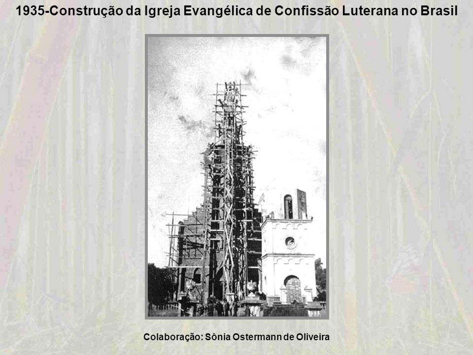 1932-Colégio Santa Teresinha Colaboração: Irmã Sybilla Mônego