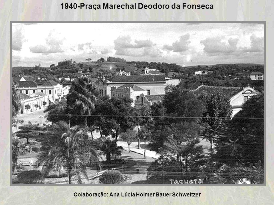 1938-Empresa Silva, Borges & Cia. Ltda. Trafegava entre São Francisco de Paula e Porto Alegre Colaboração: Sr. Análio Feijó Borges