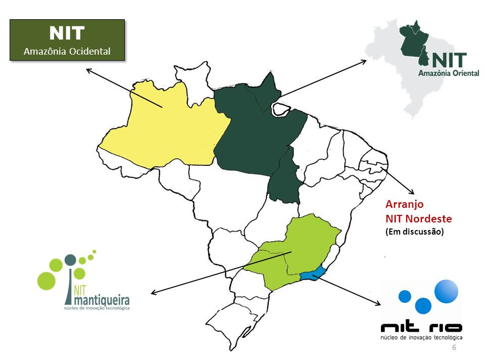 Assessoria Jurídica NIT Amazônia Ocidental NIT Amazônia Ocidental 17