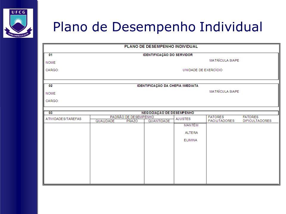 Etapas Etapa IV – Acompanhamento do Desempenho – será operacionalizado através de reuniões periódicas entre a chefia imediata e o servidor, para analisar o andamento dos trabalhos e os resultados parciais ou finais obtidos, e registrados no Plano de Administração do Desempenho Individual.