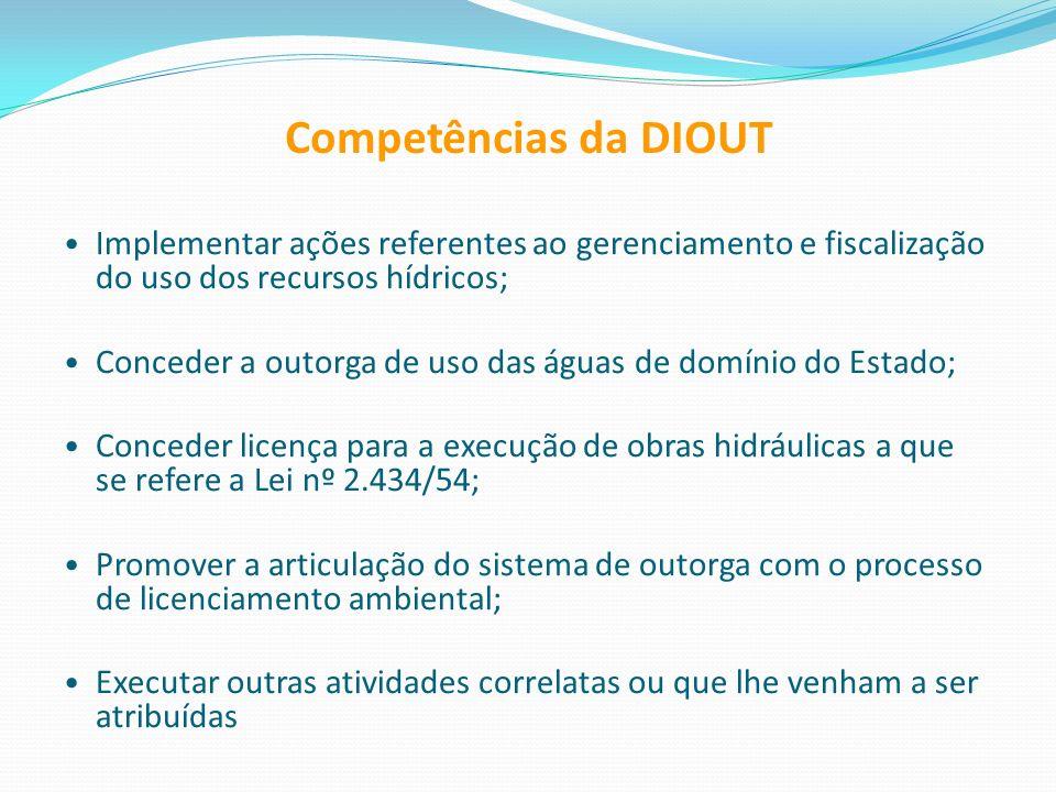 Decreto n° 37.033/96 (o papel do Comitê junto a outorga) Art.