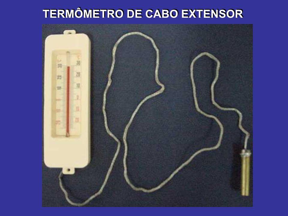 TERMÔMETRO DE CABO EXTENSOR