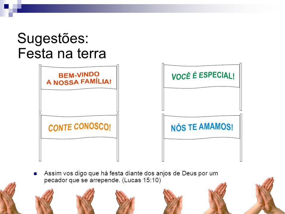 Sugestão: Criar o Ministério de Consolidação; Cartão de Decisão.