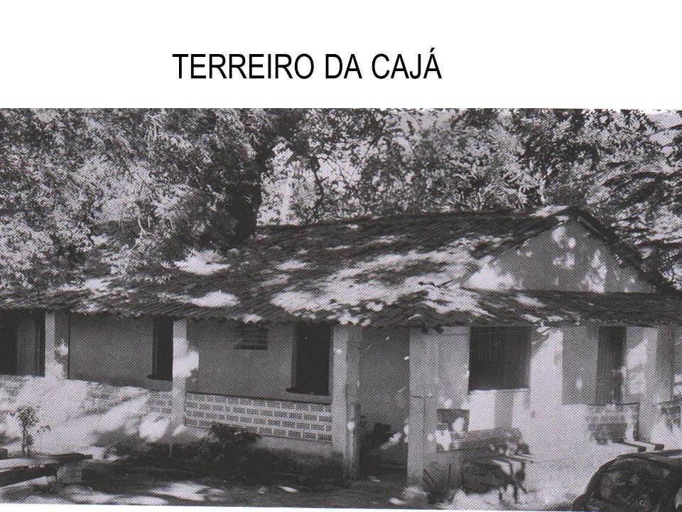 TERREIRO DA CAJÁ