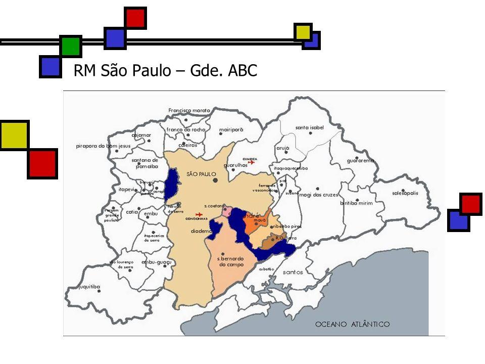 RM São Paulo – Gde. ABC