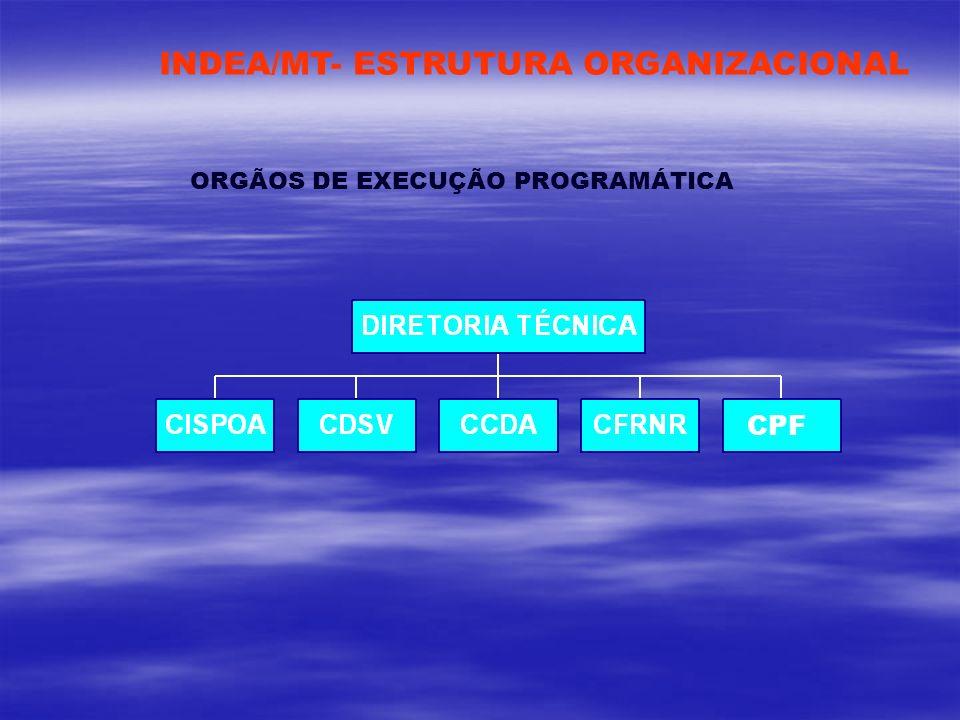 CDSV - COORDENADORIA DE DEFESA SANITÁRIA VEGETAL MISSÃO: PROMOVER A PREVENÇÃO, CONTROLE E ERRADICAÇÃO DAS PRAGAS DE INTERESSE SOCIO-ECONÔMICO PARA O ESTADO DE MATO GROSSO, ATRAVÉS DO MONITORAMENTO DE PRAGAS NAS PROPRIEDADES, NO TRÂNSITO E ESTABELECIMENTOS, CONTROLANDO E ERRADICANDO OS FOCOS IDENTIFICADOS DE ACORDO COM AS NORMAS ESTADUAIS, FEDERAIS E INTERNACIONAIS, BEM COMO GARANTINDO O USO CORRETO DOS DEFENSIVOS E O DESCARTE ADEQUADO DAS EMBALAGENS, PRESERVANDO O HOMEM E O MEIO AMBIENTE.