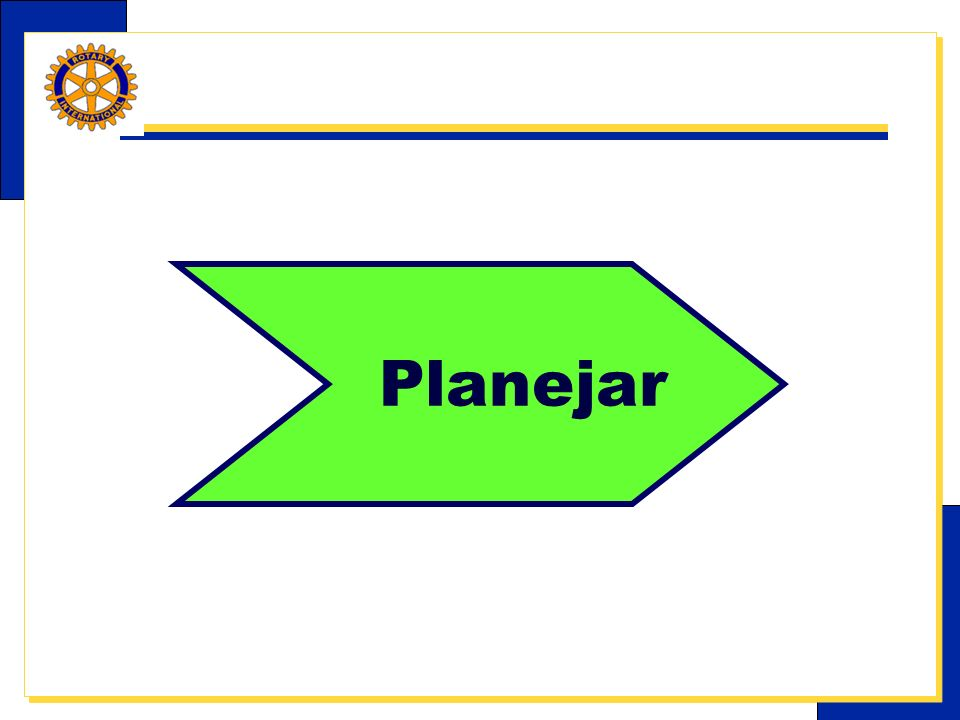 E-Learning Center do Rotary – Relações públicas Planejar