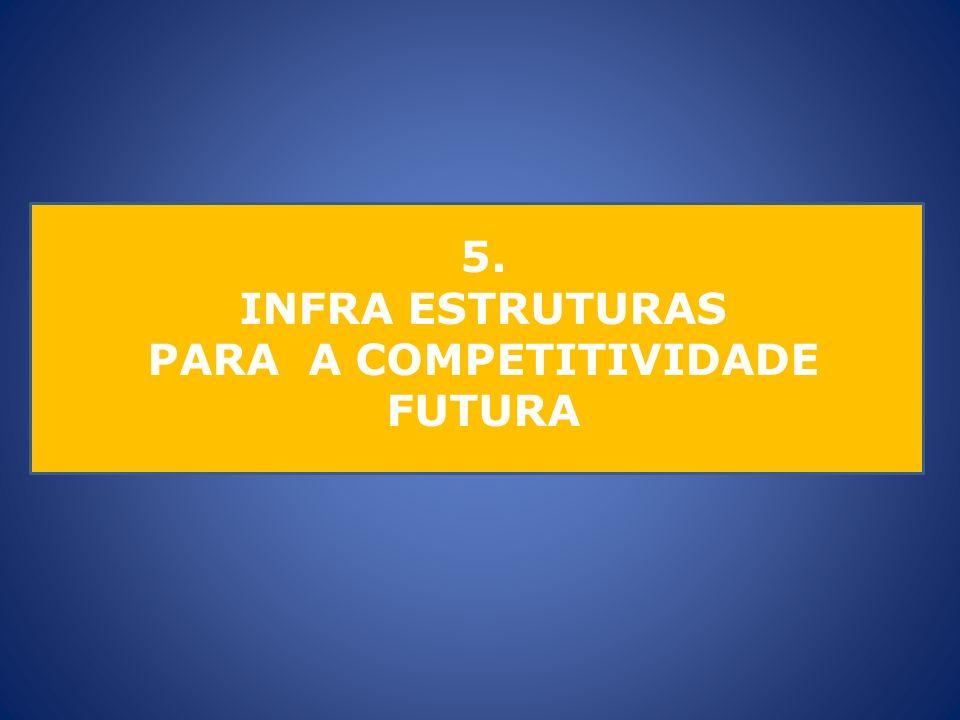 5. INFRA ESTRUTURAS PARA A COMPETITIVIDADE FUTURA