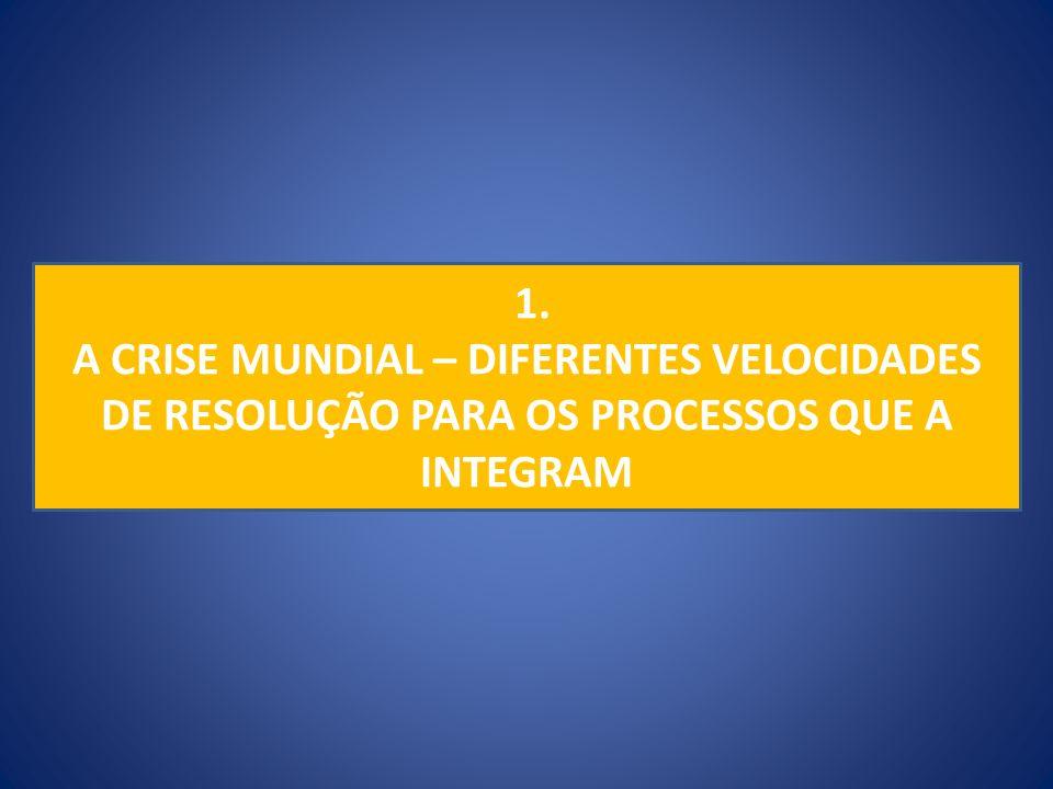 UMA NOVA PRESENÇA NA GLOBALIZAÇÃO PORTUGAL – TRÊS CONDIÇÕES PARA UM CRESCIMENTO SUSTENTADO E 1.