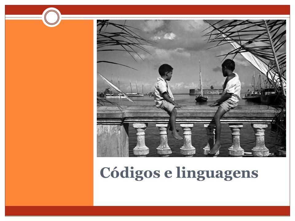 Códigos e linguagens