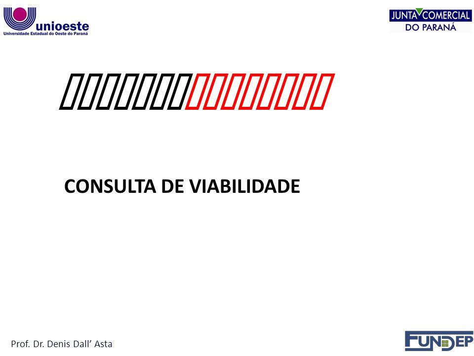 ProjetoIntegrar CONSULTA DE VIABILIDADE