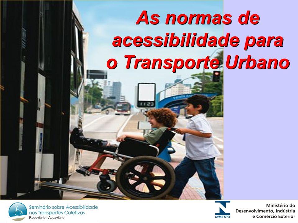 As normas de acessibilidade para o Transporte Urbano 19 Pessoa com deficiência visual acompanhada de cão-guia Eduardo Cazoto Belopede INMETRO – Junho/2009 Utilização da área reservada