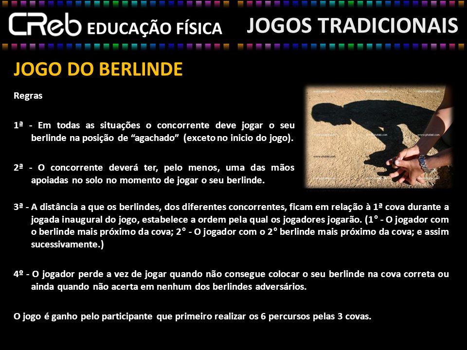 JOGO DO LENCINHO JOGOS TRADICIONAIS Material: Um lenço.