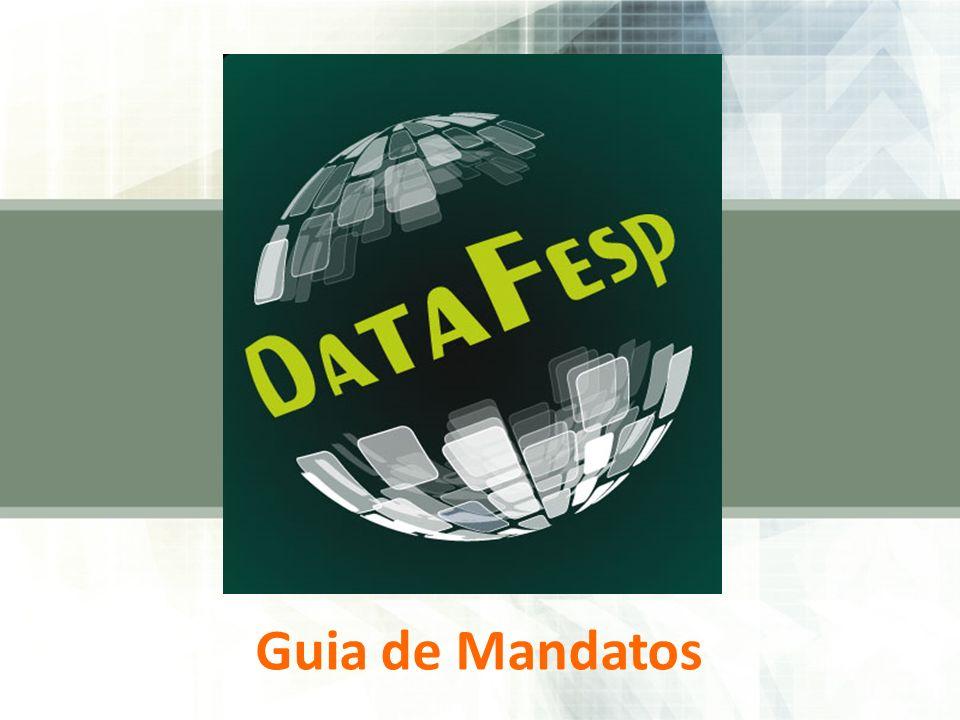 Objetivo do Módulo Mandatos O Módulo Mandatos tem por objetivo centralizar as informações dos Dirigentes do Sistema Unimed no estado de São Paulo e disponibilizá-las de forma dinâmica, intuitiva e amigável.