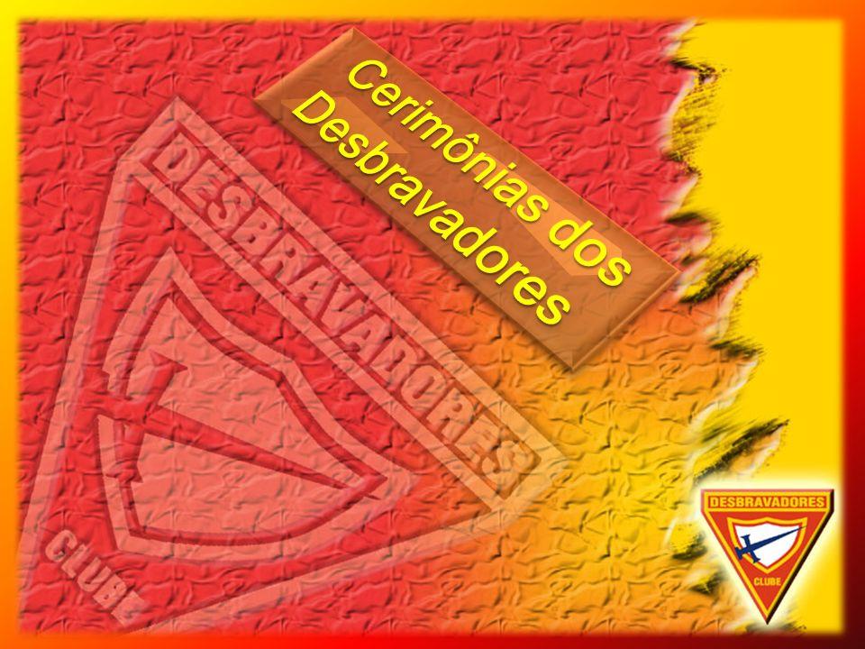 PRERROGATIVAS: Lenço - Diretoria/Regional/Clube Classes, Especialidades – Coord.