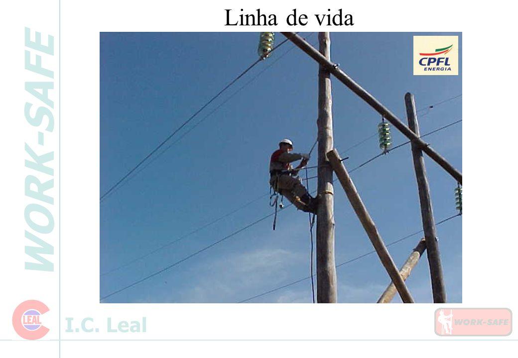 WORK-SAFE I.C. Leal Linha de vida