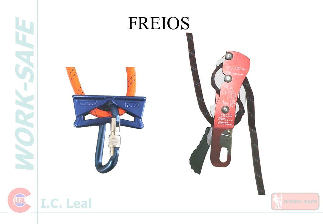 WORK-SAFE I.C. Leal FREIOS