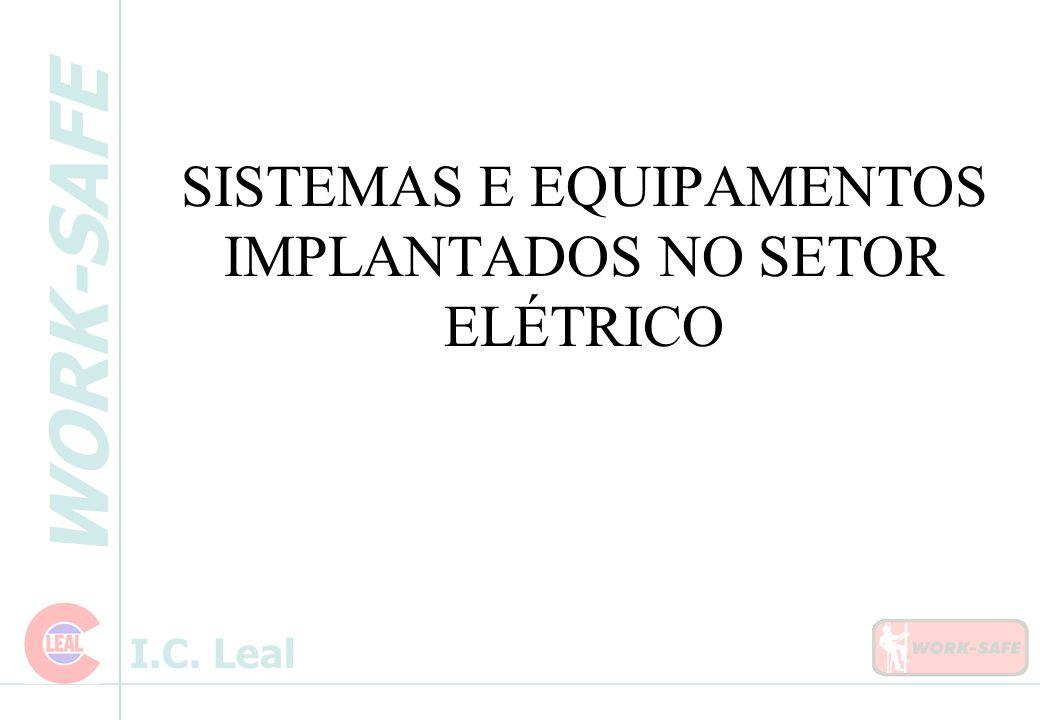 WORK-SAFE I.C. Leal SISTEMAS E EQUIPAMENTOS IMPLANTADOS NO SETOR ELÉTRICO