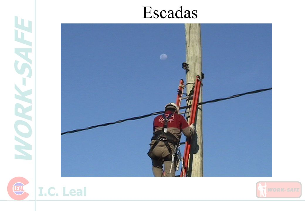 WORK-SAFE I.C. Leal Escadas