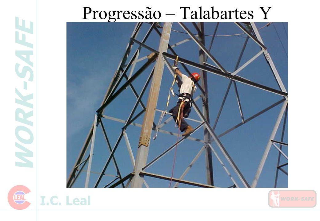 WORK-SAFE I.C. Leal Progressão – Talabartes Y