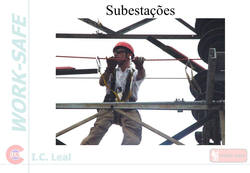 WORK-SAFE I.C. Leal Subestações