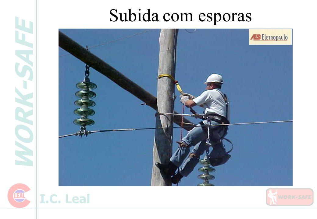 WORK-SAFE I.C. Leal Progressão - Guiada
