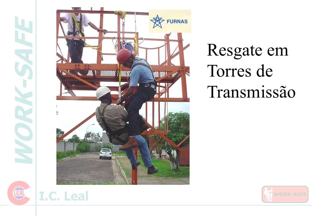 WORK-SAFE I.C. Leal Resgate em Torres de Transmissão