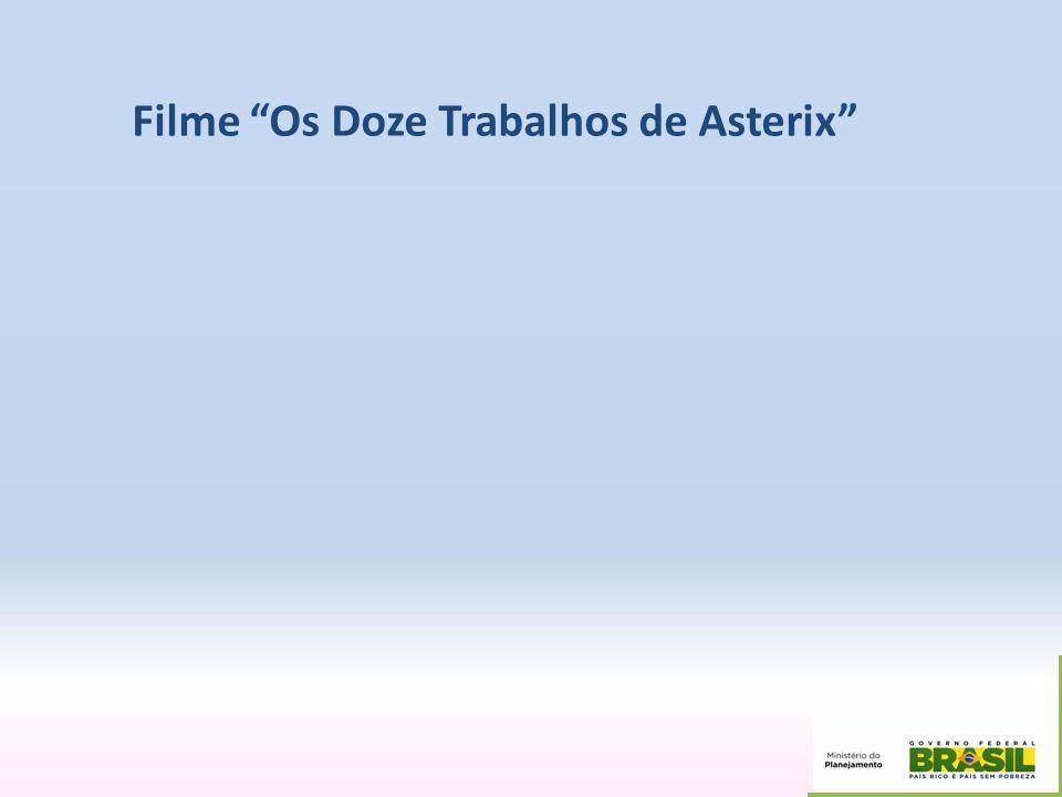 Filme Os Doze Trabalhos de Asterix